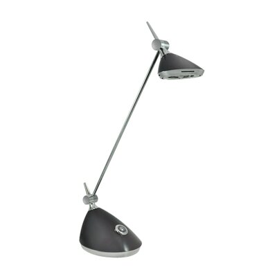 Bulbrite Industries Desk Lamp with Touch Dimmer