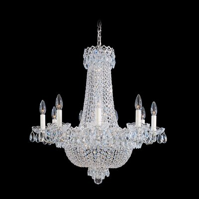 Schonbek Camelot 17 Light Chandelier