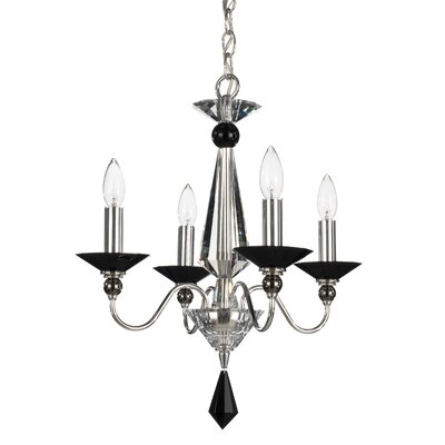 Jasmine 4 Light Mini Chandelier
