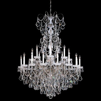 Schonbek New Orleans 24 Light Chandelier