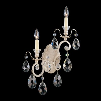 Schonbek Renaissance Two Light Wall Sconce