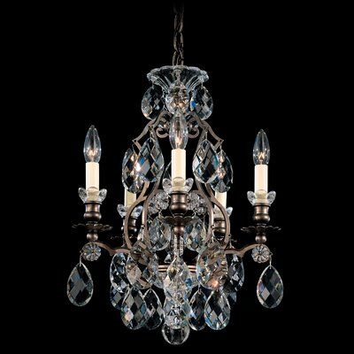 Renaissance 5 Light Mini Chandelier