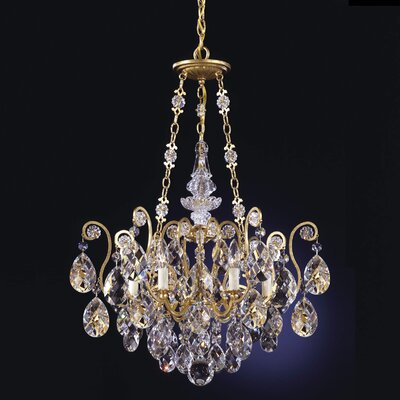 Renaissance 6 Light Mini Chandelier