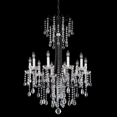 Vesuvio 10 Light Chandelier