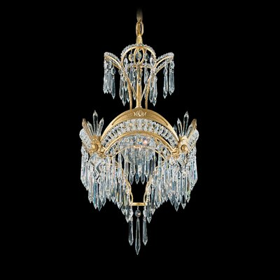 Victorian 1 Light Foyer Pendant