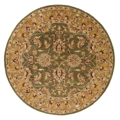 Continental Rug Company Meadow Breeze Green Rug