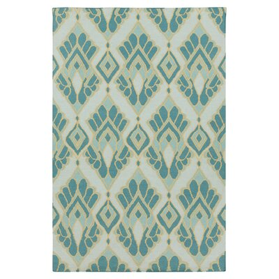 Malene b Voyages Light Aqua Rug