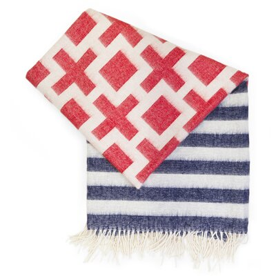 Nixon Stripe Throw