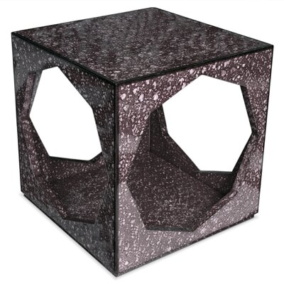 Jonathan Adler Toulouse Cube Side Table