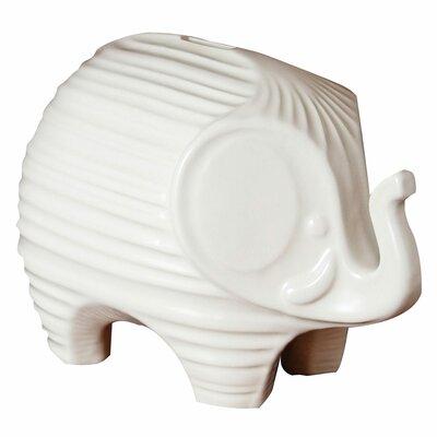 Jonathan Adler Elephant Bank Figurine