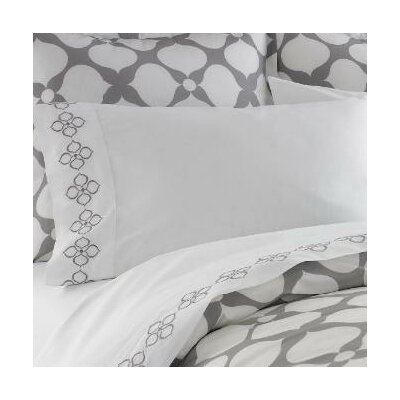 Jonathan Adler Hollywood Embroidered Pillow Cases (pair)