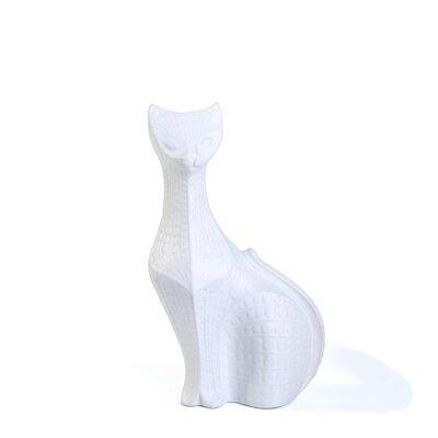 Jonathan Adler Ceramic Cat Statue