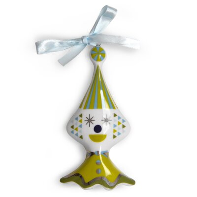 Jonathan Adler Clown Ornament