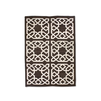 Jonathan Adler Parish Kilim Brown Rug