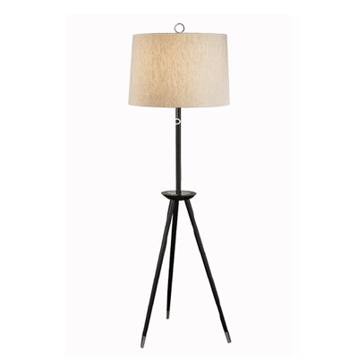 Jonathan Adler Ventana 1 Light Tripod Floor Lamp