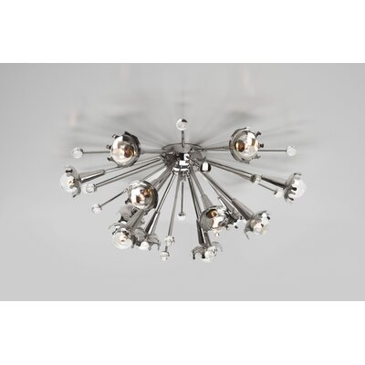 Jonathan Adler Sputnik 12 Light Wall Sconce