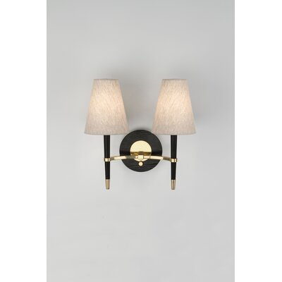 Jonathan Adler Ventana 2 Light Wall Sconce
