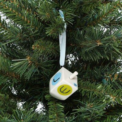 Jonathan Adler Menagerie Dreidel Ornament