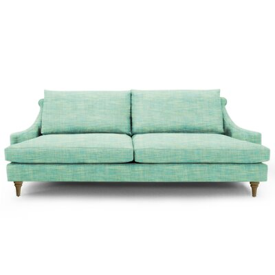 Jonathan Adler Kensington Sofa with Vintage Base