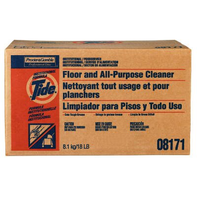 Tide® 36 lbs Box Floor and All-Purpose Cleaner