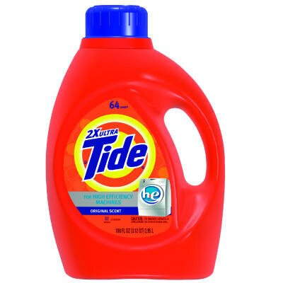 Tide® Coldwater Liquid Laundry Detergent