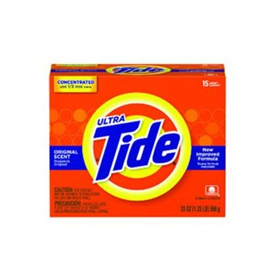 Tide® 20 Ounce Box Ultra Powder Laundry Detergent