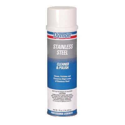 Dymon® Stainless Steel Cleaner Aerosol