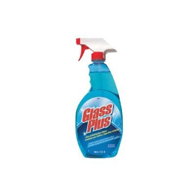 SC Johnson Glass Cleaner, 32oz Trigger Spray Bottle, 12/carton