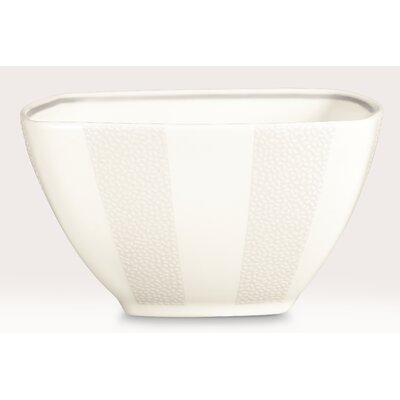 "<strong>Noritake</strong> Falling Snow 4.25"" Small Square Bowl"