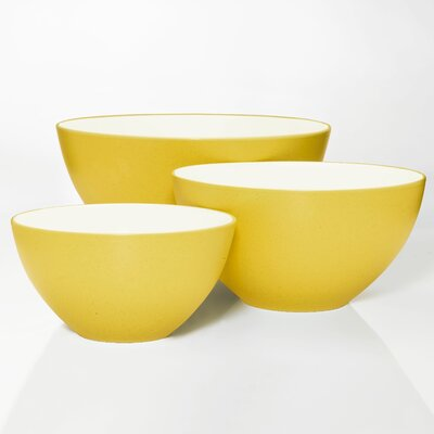Noritake Colorwave 3-Piece Bowl Set