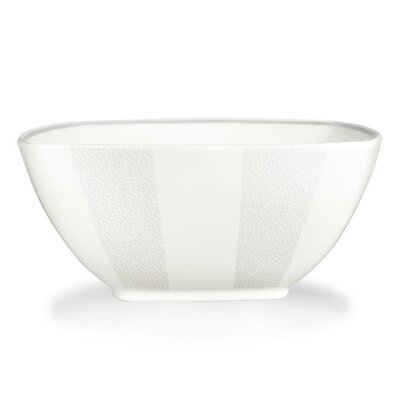 Noritake Falling Snow 30 oz. Medium Bowl
