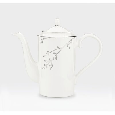 Birchwood Coffee Server in White
