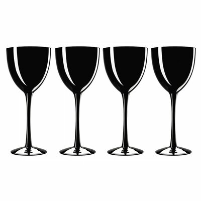 Palais Black Dessert Wine Glass (Set of 4)