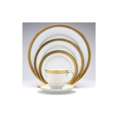 Crestwood Gold 20 Piece Dinnerware Set