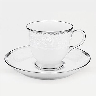 Noritake Abbeyville 3 oz. After Dinner Cup and Saucer
