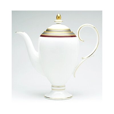 Noritake Ruby Coronet 46 oz. Coffee Server