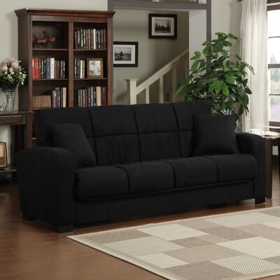 Handy Living Damen Convert-a-Couch Full Convertible Sofa