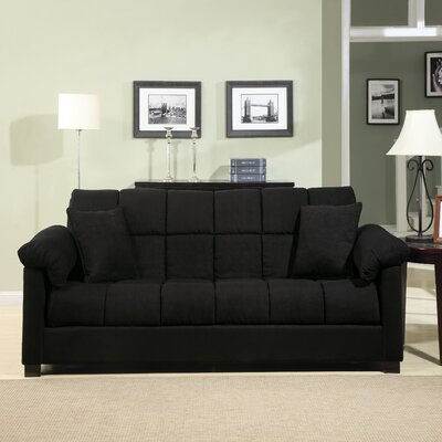 Handy Living Madrid Convert-a-Couch Convertible Sofa
