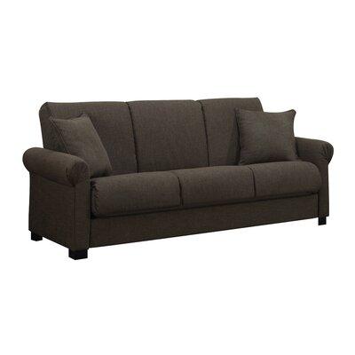 Handy Living Rio Full Convertible Upholstered Sleeper Sofa Reviews Wayfair