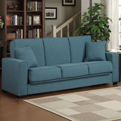 Handy Living Puebla Convert-a-Couch Full Sleeper Sofa