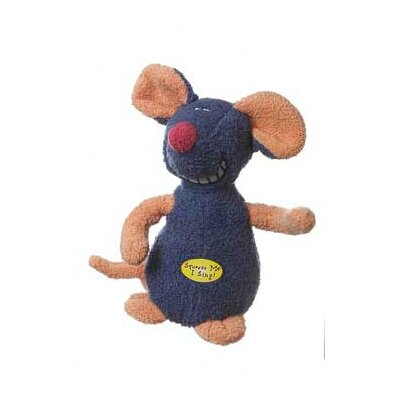 MultiPet Deedle Dudes Mouse Plush Toy