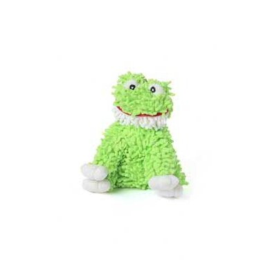 MultiPet Floppy Moppy Frog Plush Toy