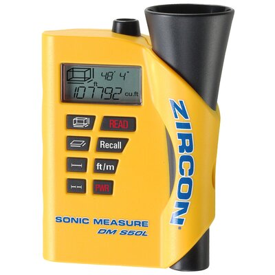 Zircon Sonic Measure With Laser Targeting 58430