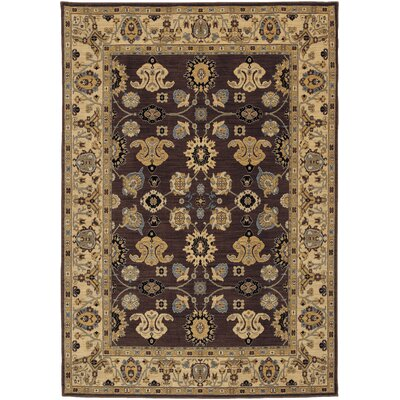 Karastan English Manor Stratford Mahogany Rug