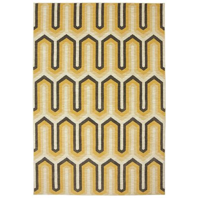 Panache Golden Rod Willis Tower Rug