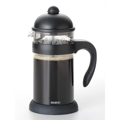 BonJour Hugo Unbreakable Poly Carbonate 8-Cup French Press