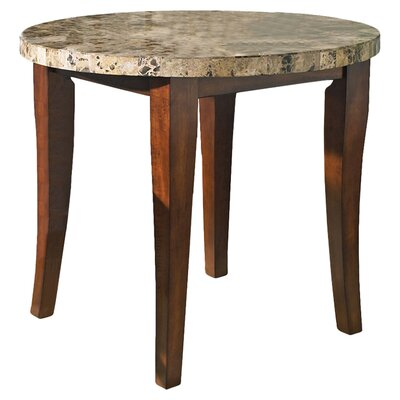Steve Silver Furniture Montibello Counter Height Pub Table with Optional Stools