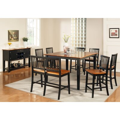 Steve Silver Furniture Branson Counter Height Dining Set