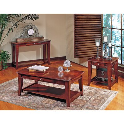 Steve Silver Furniture Hamilton Coffee Table Set