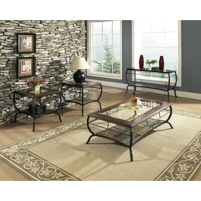 Steve Silver Furniture Loretta Coffee Table Set